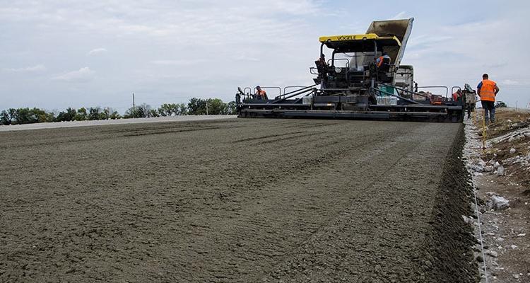 Укладка бетонов диолд бетон